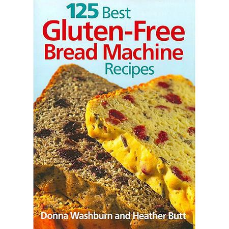 easy gluten free bread machine recipes
